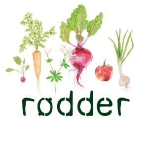 Rødder logo