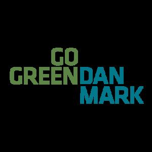 Go Green Danmark logo